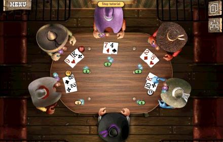 покер онлайн на 2