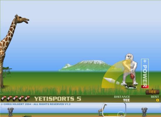 Yetisports 5