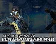 Us Army Commando: Elite Commando War