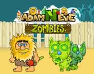 Adán y Eva: Zombis