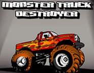 Monstruo Destructor de Camiones