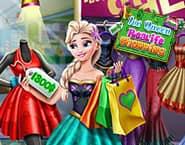 Ice Queen Reallife Shopping [Reina Helada Compras en Vida Real]