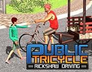 City Rickshaw Simulator