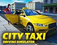 Real City Taxi Simulator