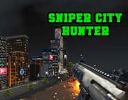 Sniper City Hunter