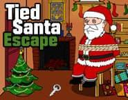 Tied Santa Escape